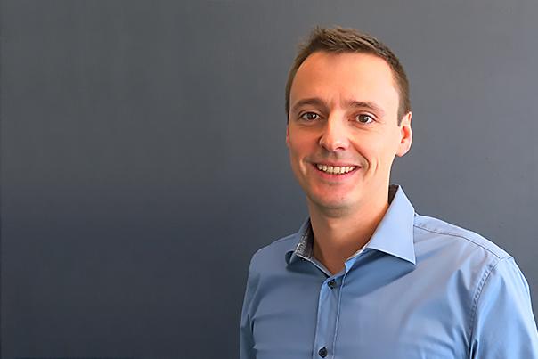 Ausbildungsleiter Martin Gaszczyk © Caverion GmbH