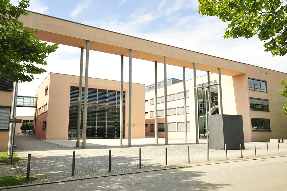 Campus of the Deggendorf Institute of Technology in Germany