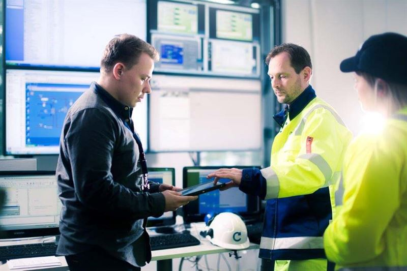 Caverion Signs Epc Agreement With Nordanstig Municipality And