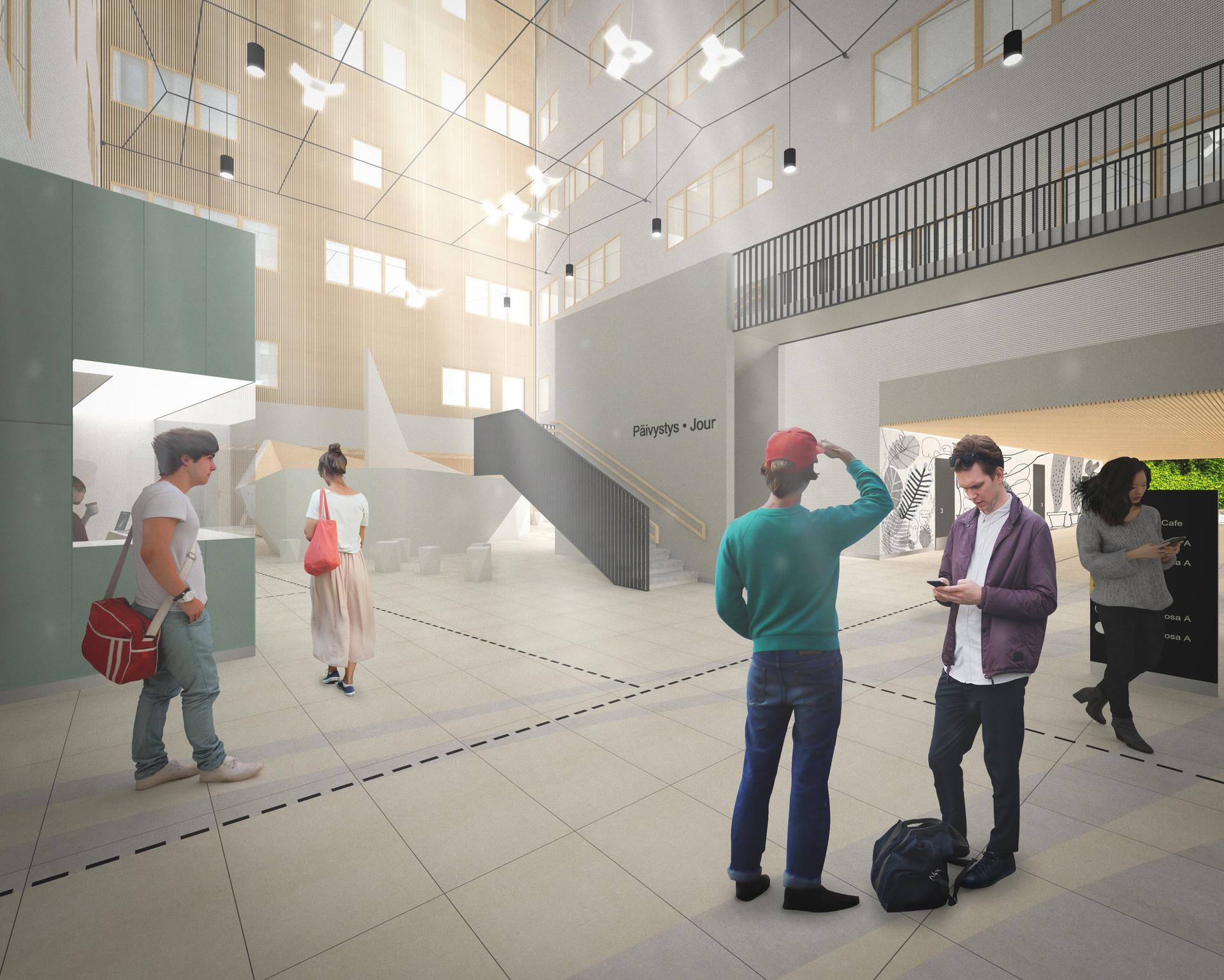 Turku T3 hospital 2