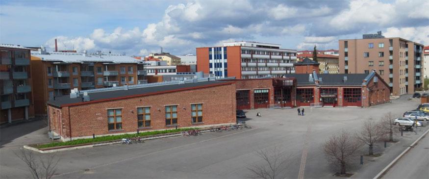 SamlaCapital Jyväskylän-veturitallit