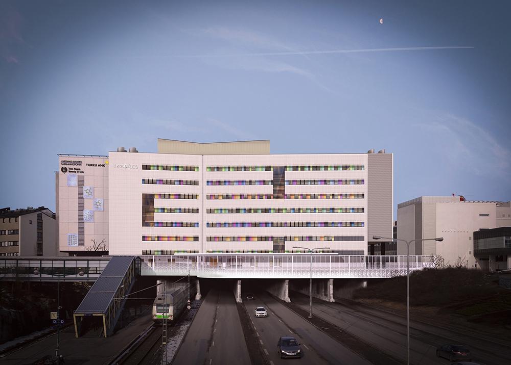 Turku T3 Hospital