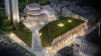 ingenhoven architects - Kö-Bogen 2 Düsseldorf