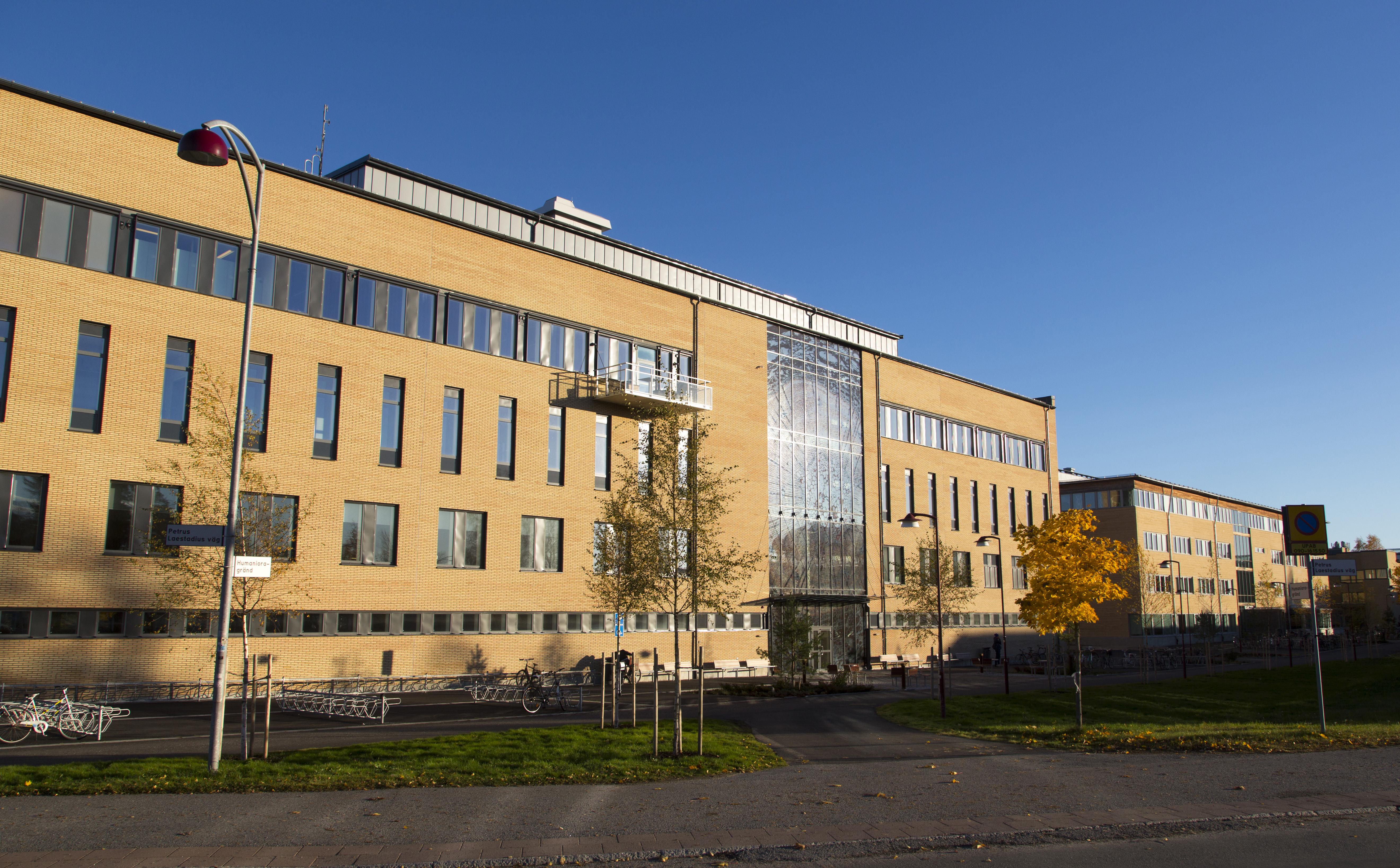 Polishögskolan Campus Umeå