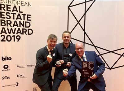Real Estate Brand Award-Caverion