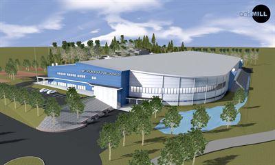 Myllypuro Ice Sports Centre
