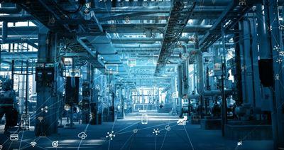 Caverion - digitalisoitu tehdas