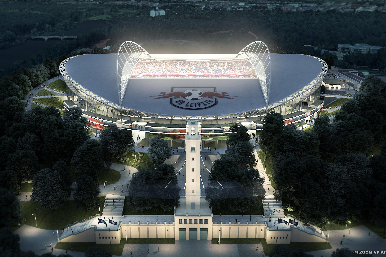 Red Bull Arena Leipzig © Albert Wimmer ZT-GmbH Zoom VP