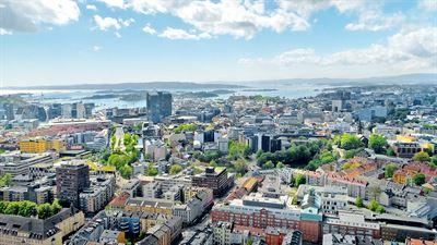 Oslo buildings