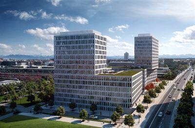 160503 Aerial Kap West OFB Projektentwicklung GmbH
