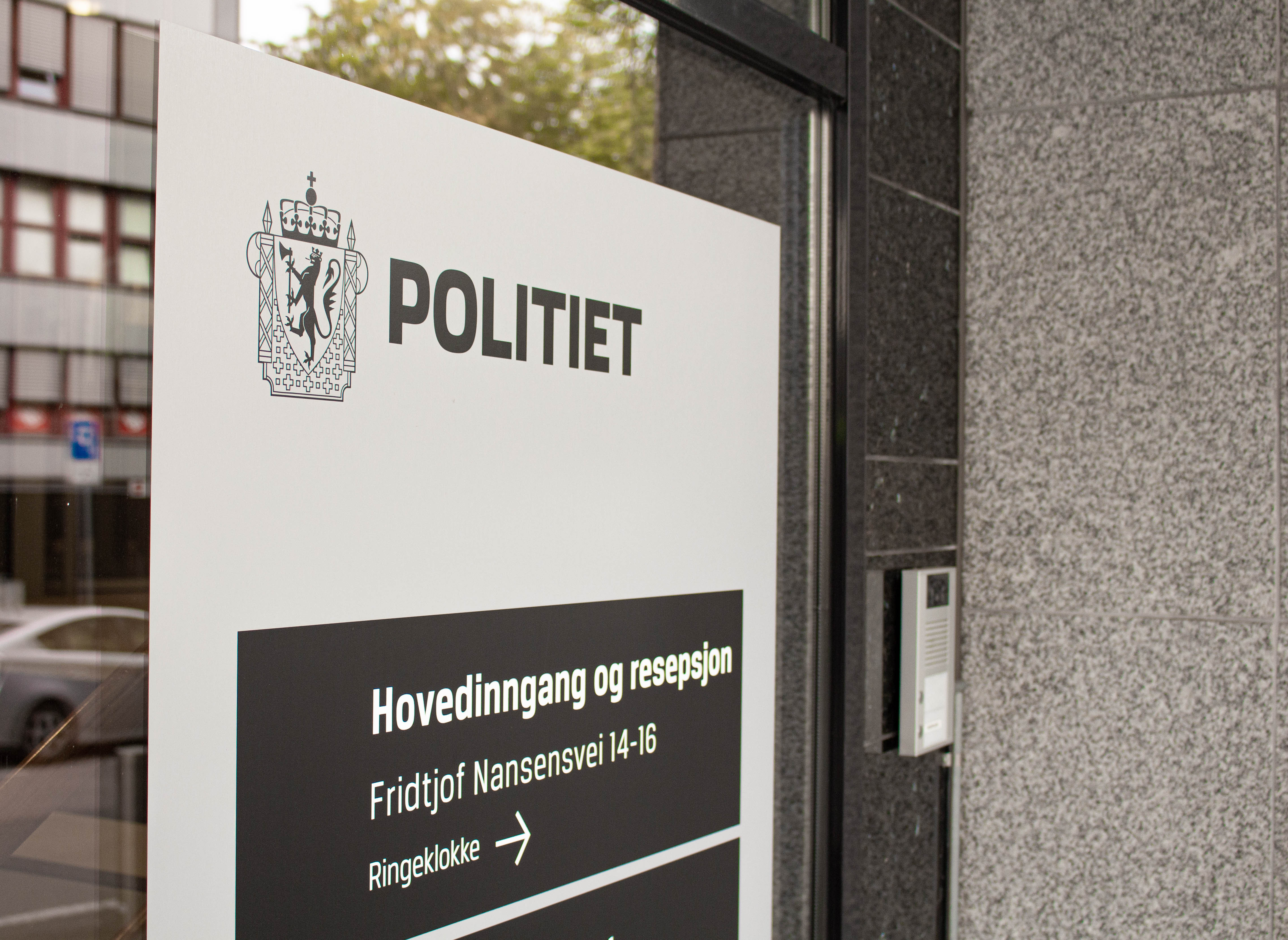 Norwegian Police buildings Caverion security solutions