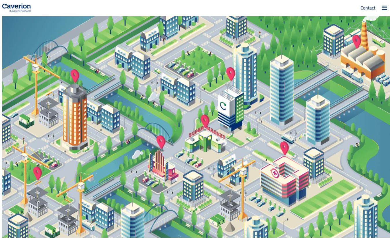 Caverion Smart City