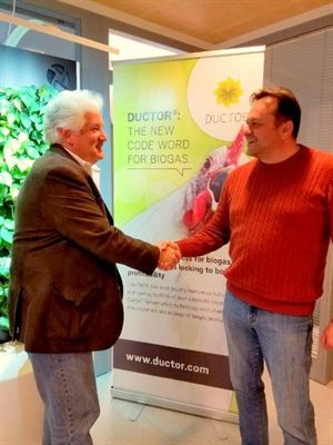 Ductor Corporation announces a new partnership with ES