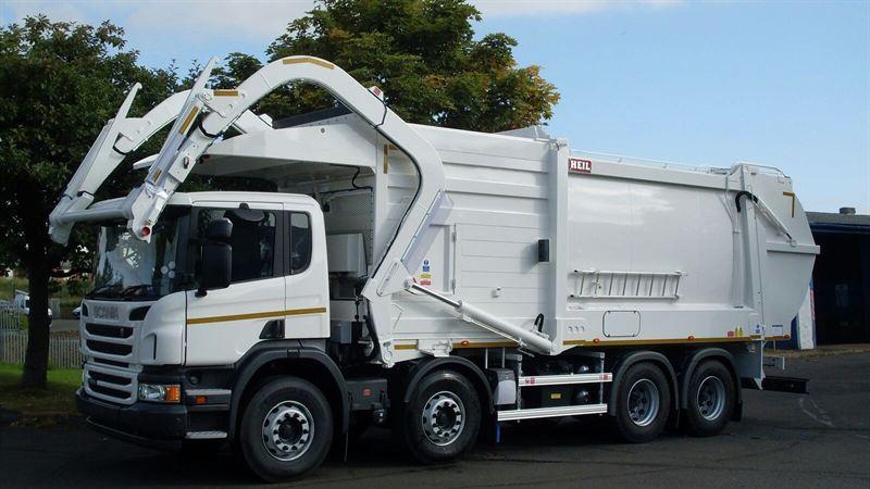 Heil Farid Refuse Truck - Propel Technology Ltd
