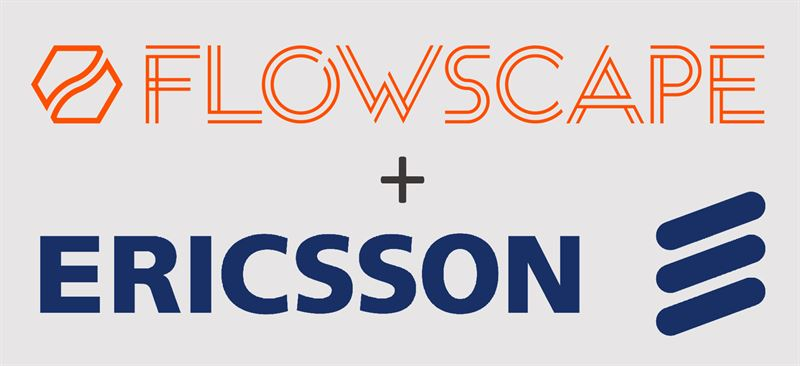 Flowscape and Ericsson in global offering towards telecom