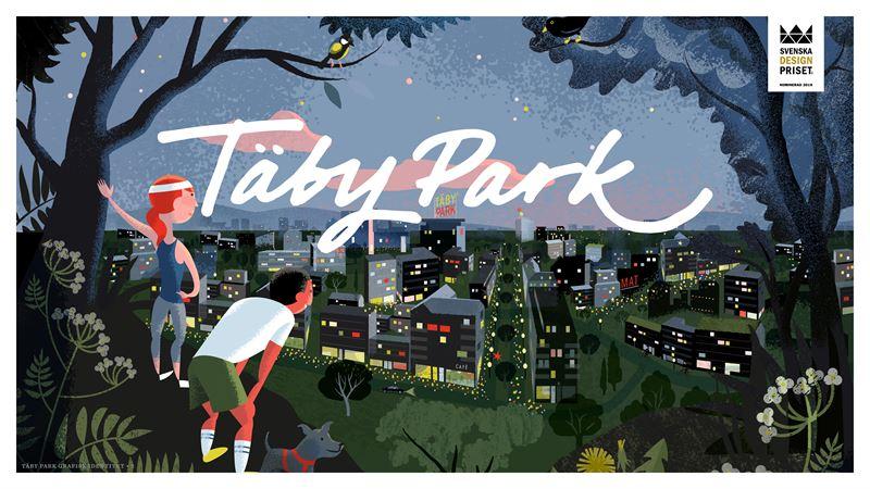 Nominerat bidrag Tby Park identitet