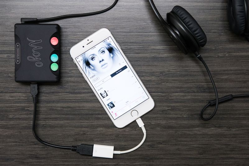 Supercharge your listening with the award-winning Chord Mojo - Chord