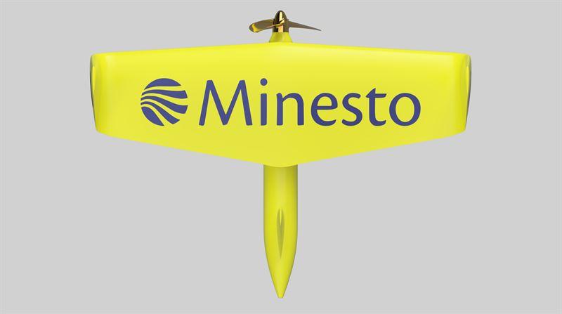 Minestos marine energy converter DG100