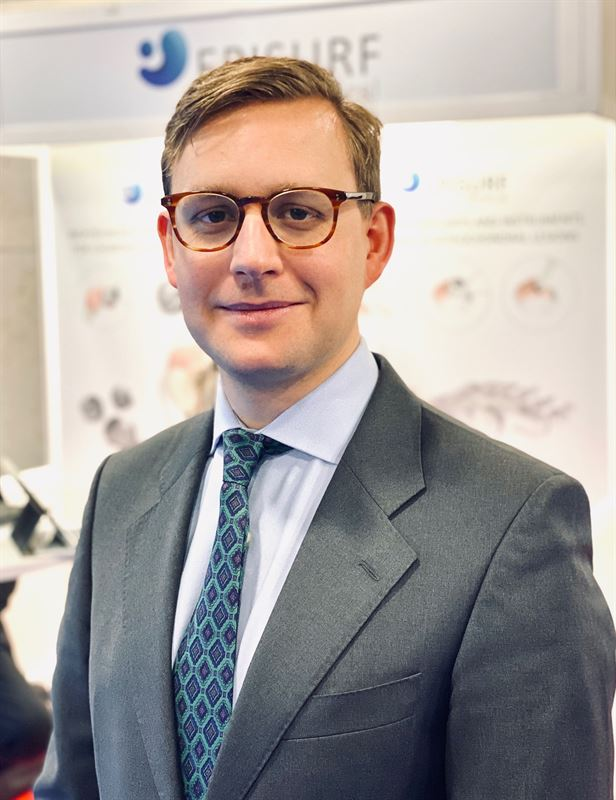 Pl Ryfors CEO Episurf Medical