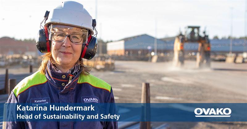 Head of Sustainability and Safety Ovako