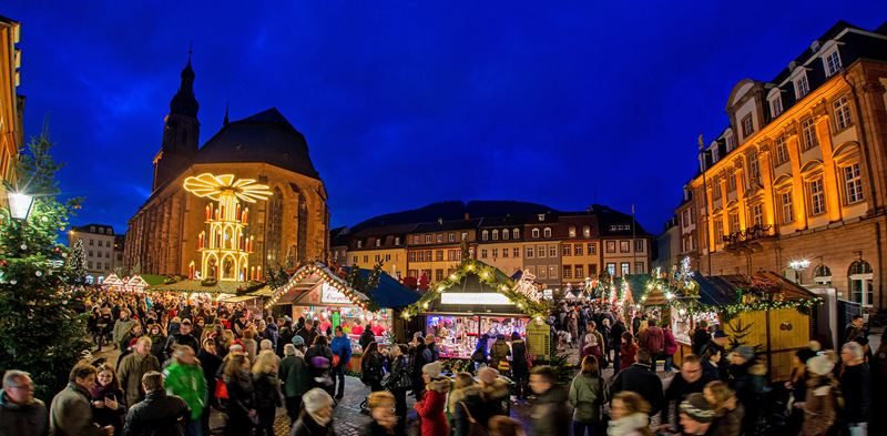 the nights are drawing in the weather has turned a pre christmas tonic is needed the answer is a short break in southwest germany - How Does Germany Celebrate Christmas
