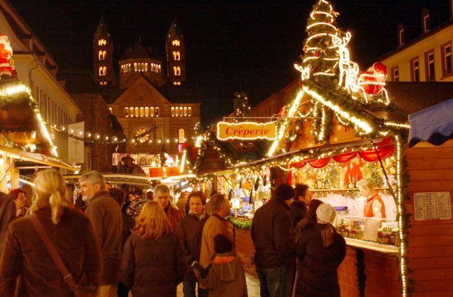 Weihnachtsmarkt H.Weihnachtsmarkt Speyer Bilderservice H Scherer 2005 Romantic