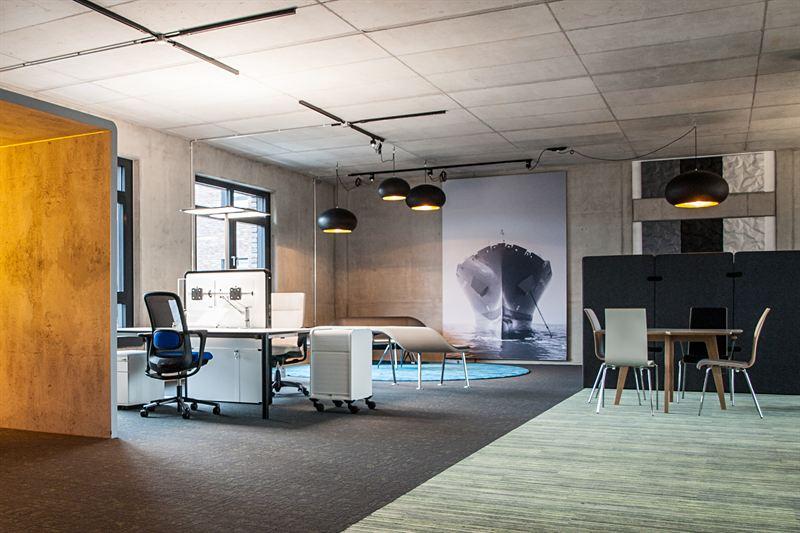 ASSMANN Büromöbel im Herzen von Hamburg - konsequent PR