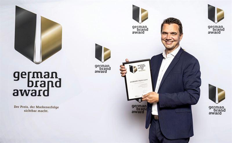 German Brand Award 2019 fr ASSMANN Brombel