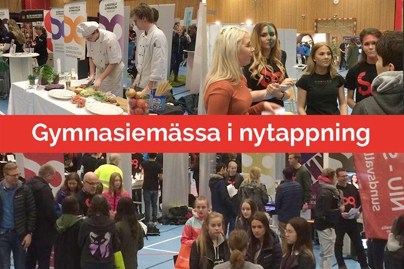 mässa gymnasieval stockholm