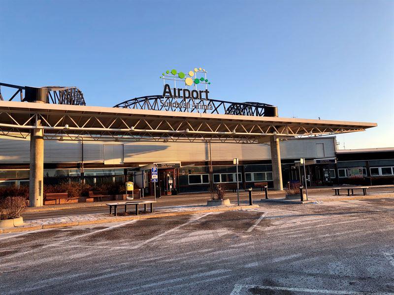 Sundsvall Timr Airport