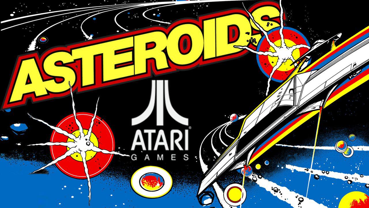 atari asteroids for pr - Three Gates AB