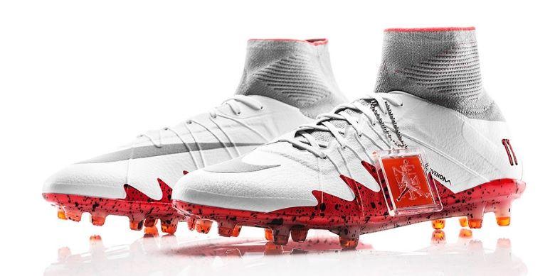 Nikes fotbollsskor signerade Neymar och Jordan finns nu på