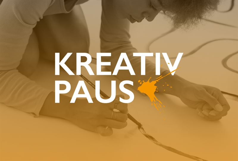 Kreativ Paus Logga Bild