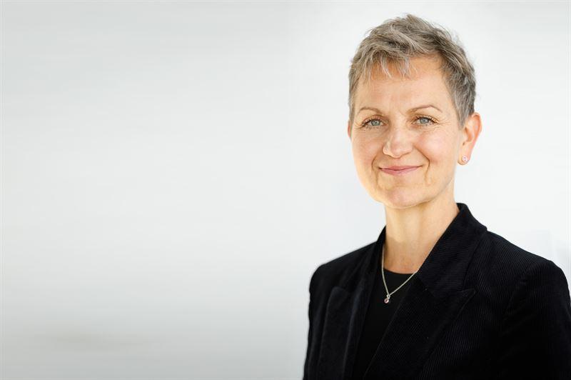 Hannele Arvonen tilltrdande VD Sveaskog