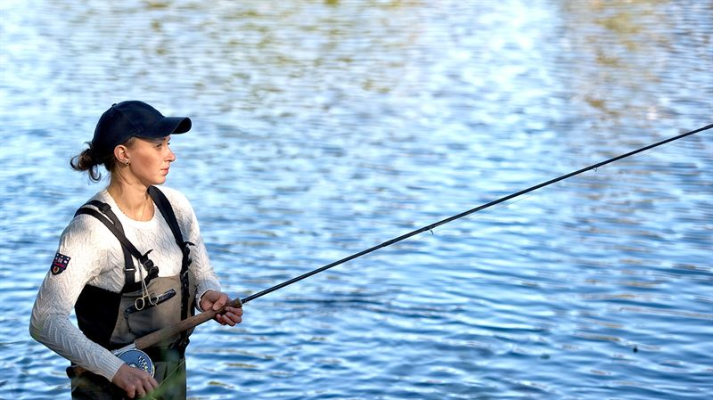 Fiskekort Byskelven