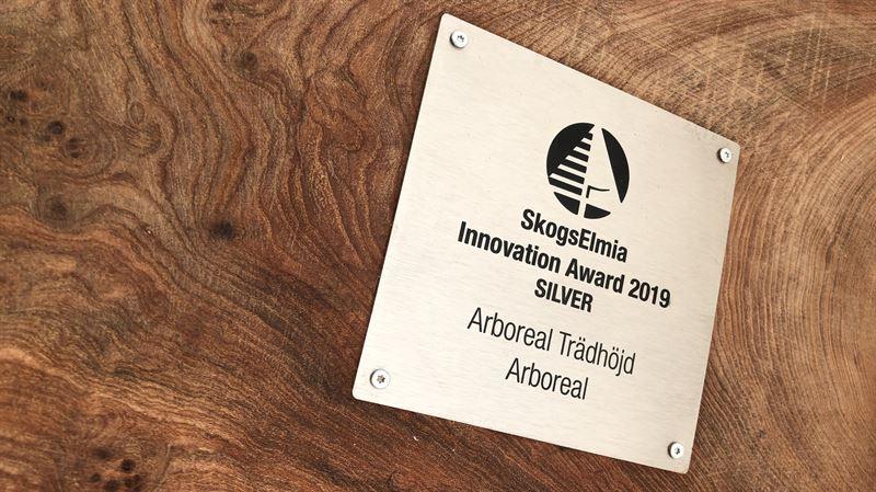 SkogsElmia Innovation Award 2019