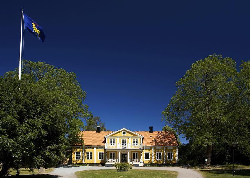 Jgmstarbostaden i Skftekrr Foto Carl Lundberg