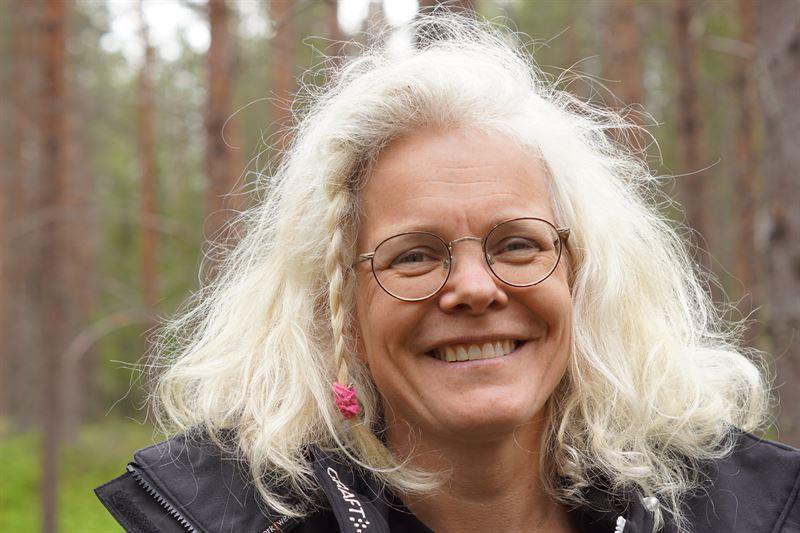 Gisela Bjrse skogssktselchef Sveaskog