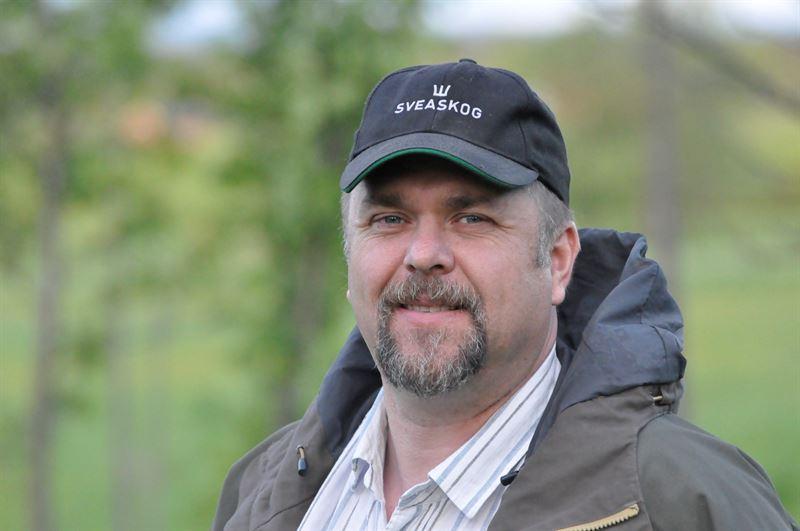 Anders Johansson jakt och klvviltsansvarig Sveaskog