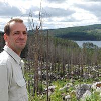 Peter Bergman, naturvårdschef Sveaskog