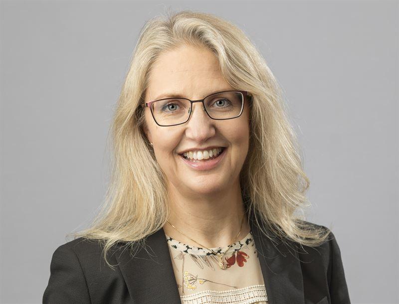 Kristina Ferenius tilltrdande CFO Sveaskog Foto Specialfastigheter Sverige