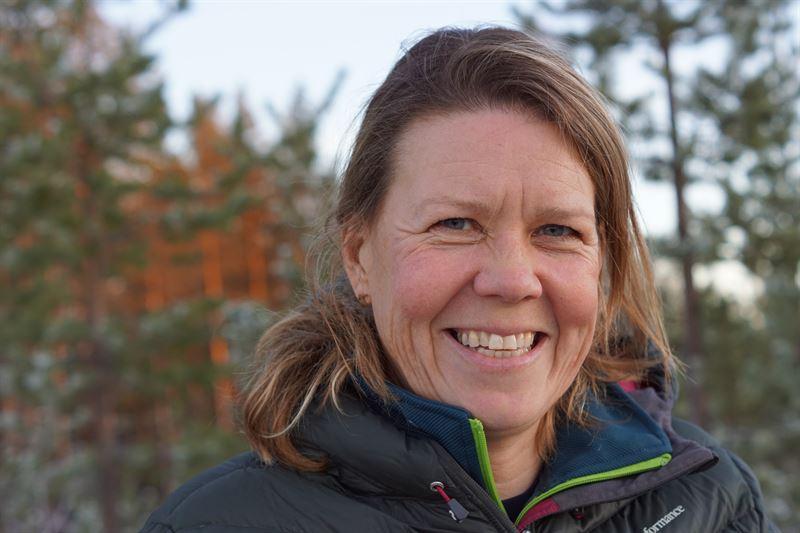 Anette Waara chef marknadsomrde Nord
