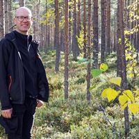 Fredrik Klang, skogsbrukschef Sveaskog