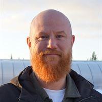 Markus Helletun, tf platschef Kilåmons plantskola