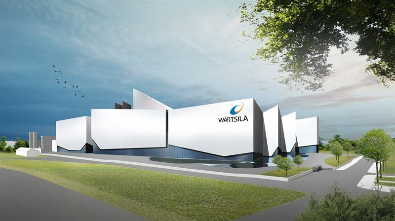 Wärtsilä Makes Significant Investment In Finland The Smart Technology Hub Next Generation Innovation And Production Centre Will Be Built In Vaasa