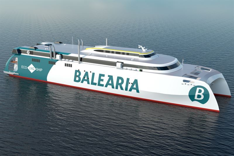 Wärtsilä fully integrated scope chosen for largest LNG fuelled high