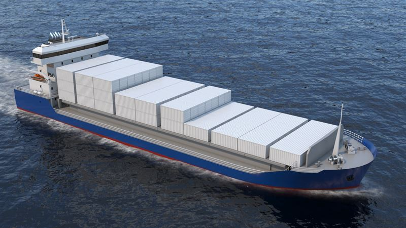 The Wärtsilä design will allow the new P&O ships to operate in challenging conditions in Papua New Guinea waters. Copyright: Wärtsilä.