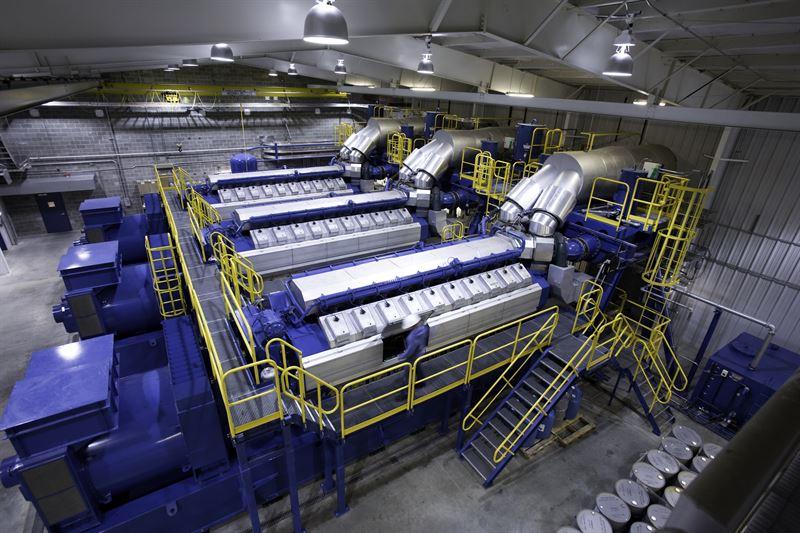 Wartsila поставит систему обработки грузов для двух этановозов Samsung Heavy Industries