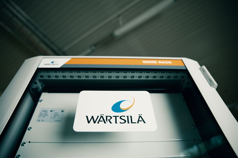 Wärtsilä GEMS, an advanced energy management system was among the reasons for AGL to choose Wärtsilä as an energy storage technology partner © Wärtsilä Corporation