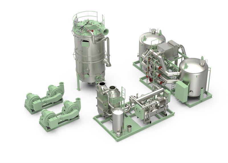 Wartsila Moss IInert Gas Generator (IGG) systems for six new LNG carrier vessels ©Wärtsilä